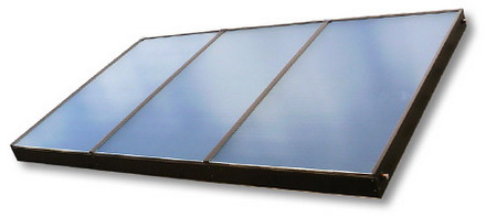 Solární kolektor Suntime 2.3.