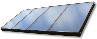 Solární kolektor Suntime 2.4.