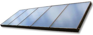 Solární kolektor Suntime 2.5.