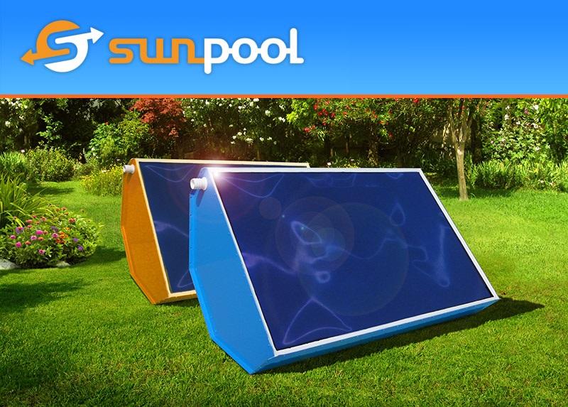 Bazénový kolektor Sunpool